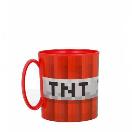 Taza Micro 350ML Minecraft