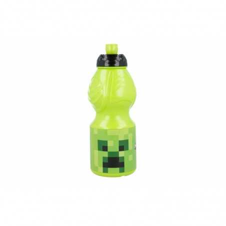 Botella Sport 400ML Minecraft