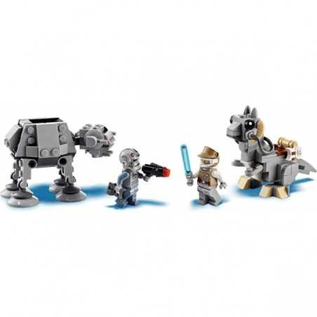Lego Microfighters: AT-AT...