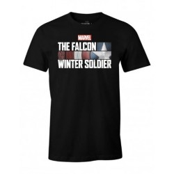 Camiseta Winter Soldier and...
