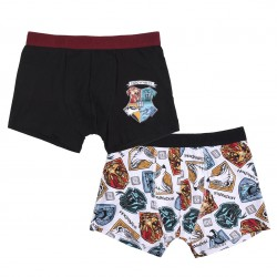 Pack Boxers Harry Potter