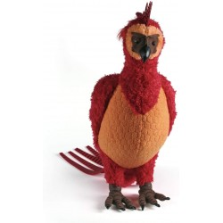 Peluche Fawkes Harry Potter...