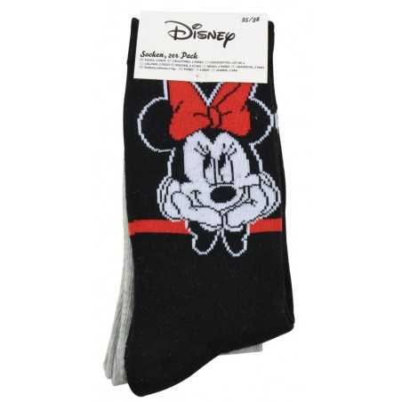 Disney Pack de 2 Pares de...