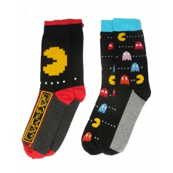 Pac-Man Pack de 2 Pares de...