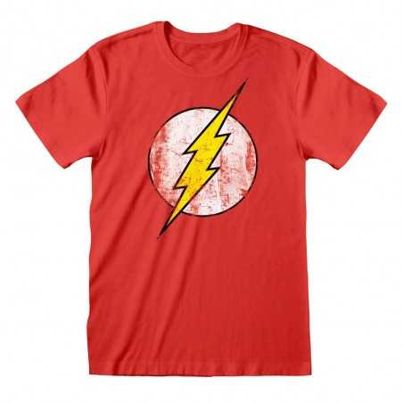 DC Comics Camiseta Flash Logo