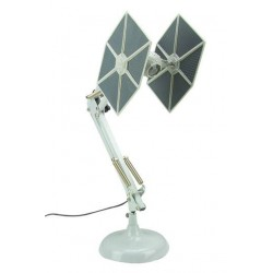 Lámpara Flexo Tie Fighter