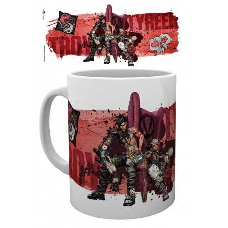 Borderlands 3 Taza Troy and...