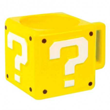 Taza 3D Question Block...