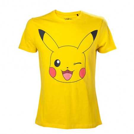 Camiseta Amarilla POKEMON...