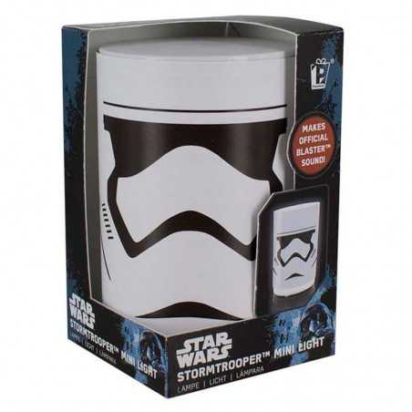 Mini Lampara Trooper con...