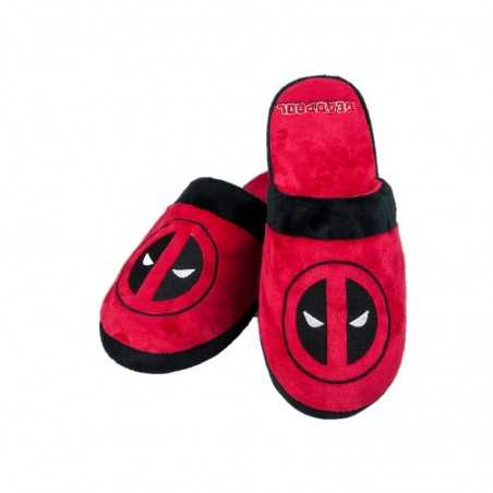Pantuflas Deadpool Marvel