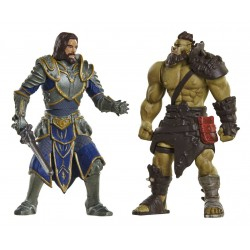 Pack de 2 Figuras Warcraft...