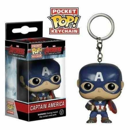 Llavero Pocket POP! Capitan...