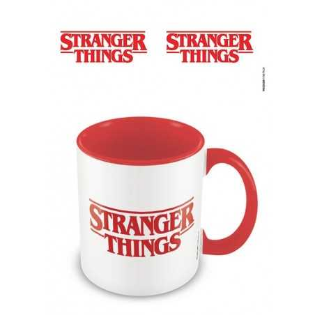Taza Stranger Things Blanca...
