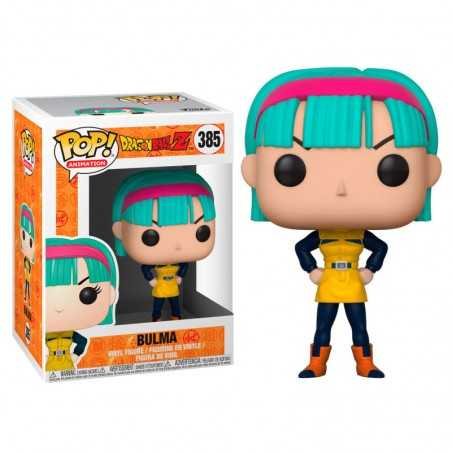 Funko POP! Dragon Ball Z Bulma