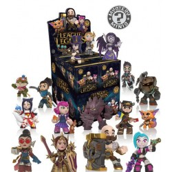 Minifiguras League of...