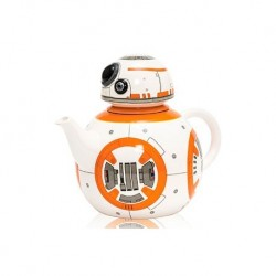 Tetera Star Wars BB-8 con Tapa