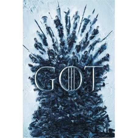 Poster Game Of Thrones...