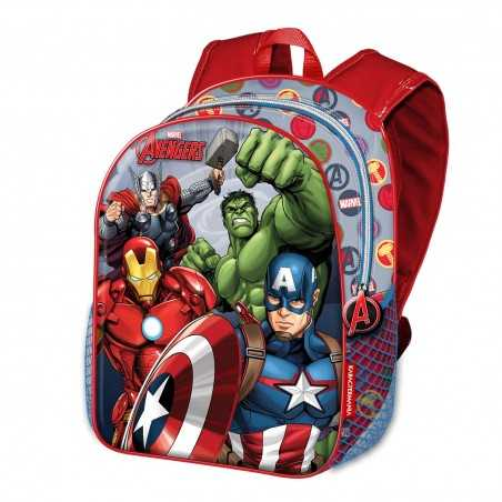 Avengers Mochila Basic Force