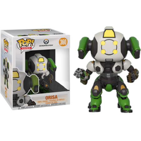 Funko POP! Overwatch Super...