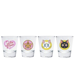 Chupitos Emblema Sailor Moon