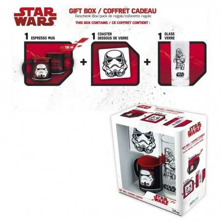 Star Wars Coaster Mini Taza...