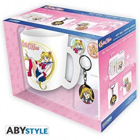 Sailor Moon Taza Insignias...