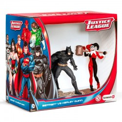 Figuras Batman vs Harley...
