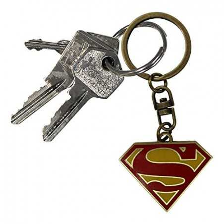 Llavero Logo Superman Dc...