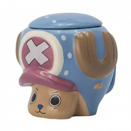 Taza 3D Chopper New World...