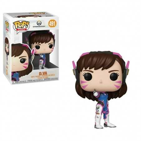 Funko POP! Overwatch D.Va