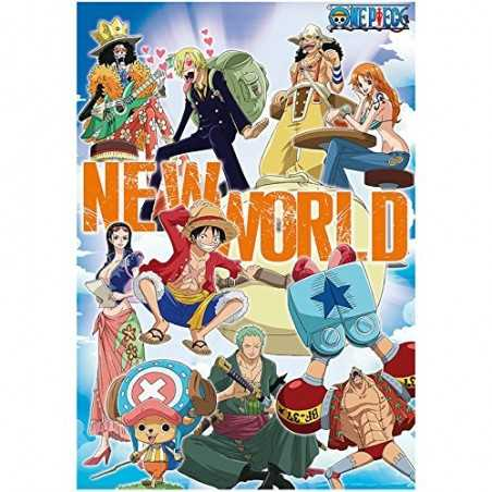 One Piece Poster New World...