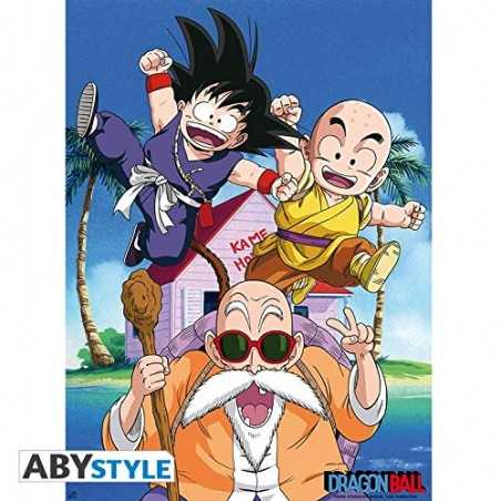 Dragon Ball Poster Db Kame...