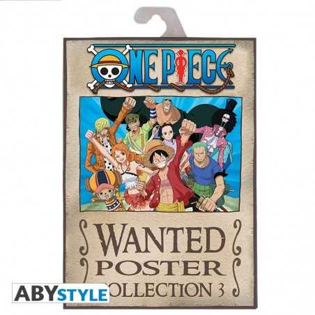 Pack 9 Posters One Piece...