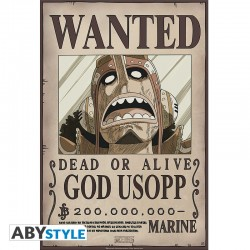 One Piece Poster Wanted...