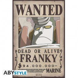 Poster One Piece Wanted...
