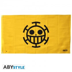 Bandera One Piece Trafalgar...