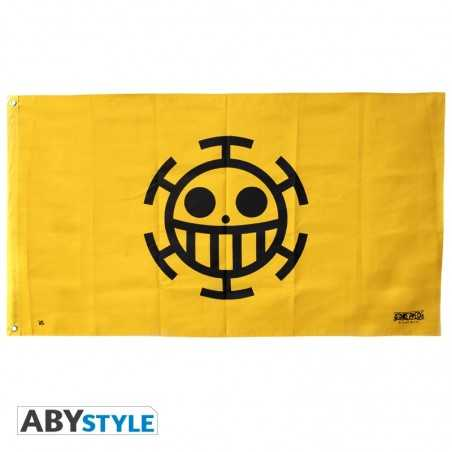 One Piece Bandera Trafalgar...