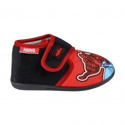 Pantuflas Media Bota Spiderman