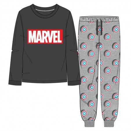 Pijama Largo MARVEL...