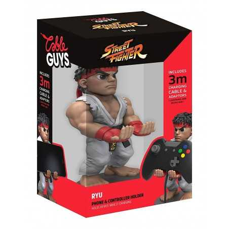 Street Fighter cable guy...