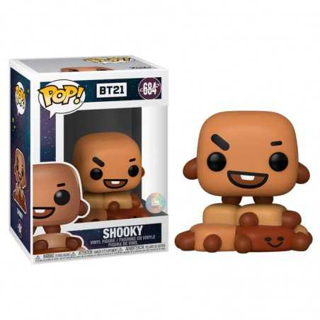 Funko POP! BT21 Shooky