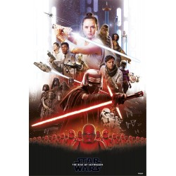 Poster Star Wars Episodio IX