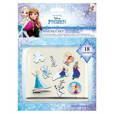 Set Imanes Disney Frozen