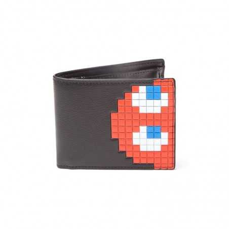 Cartera Pac-Man Diseño Blinky