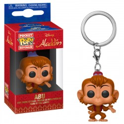 Llavero Pocket POP Aladdin Abu