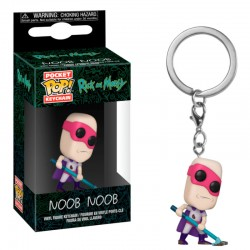 Llavero Pocket POP Rick &...