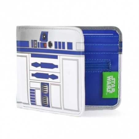Cartera Star Wars R2 D2...