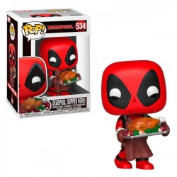Funko POP! Marvel Holiday...