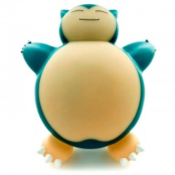 Lampara Led 3D Snorlax Pokemon